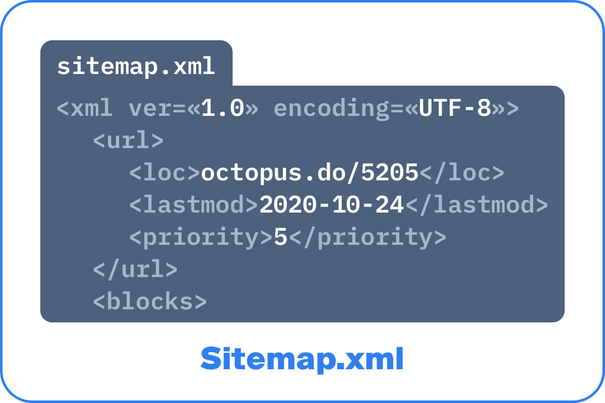 Sitemap.xml — Octopus.do
