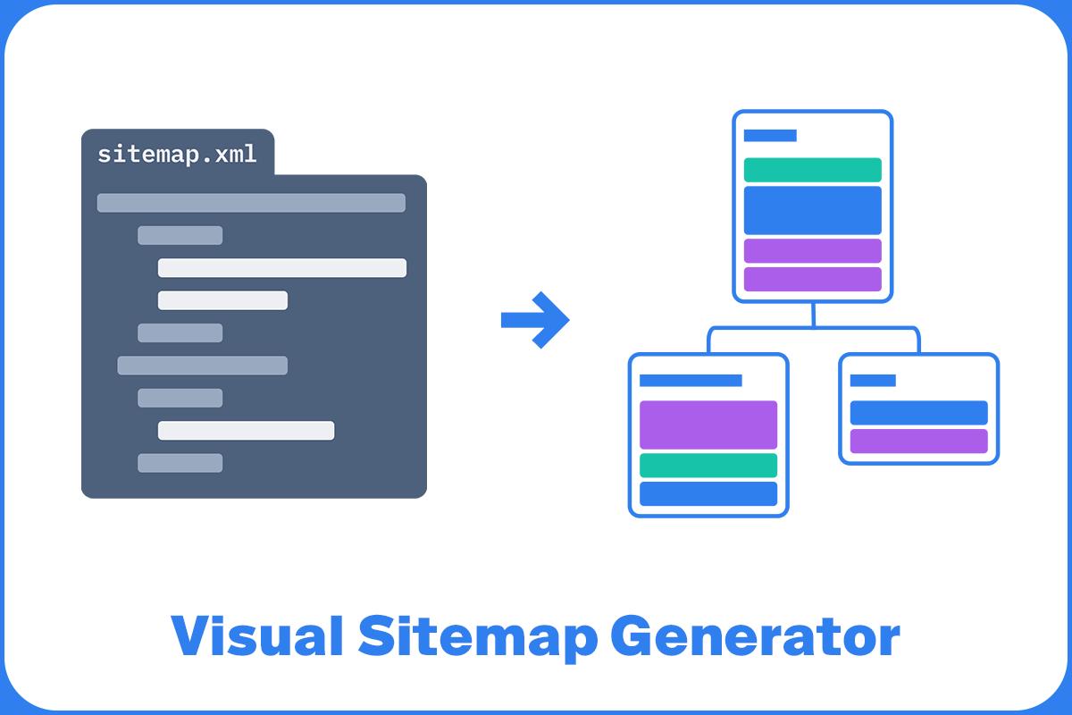 Visual Sitemap Generator —  Octopus.do